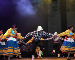 Encuentro de Música y Danza Peruana 2013