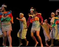 Revive el Encuentro de Música y Danzas 2014