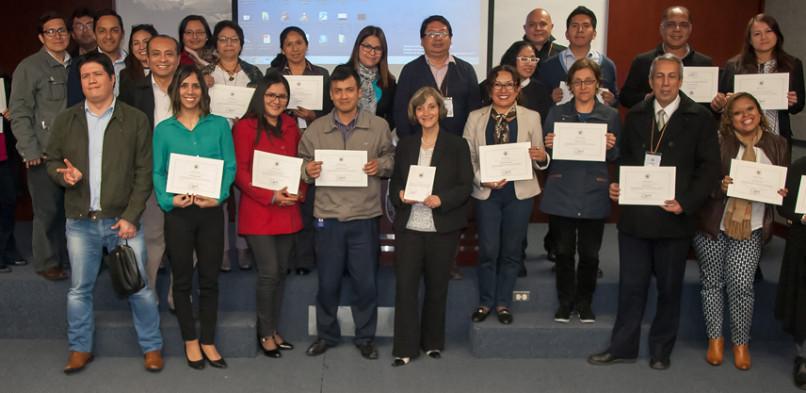 Conferencia Taller: nuevos retos para los bibliotecólogos