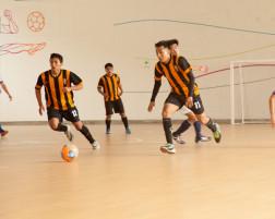 I Torneo de Futsal Masculino