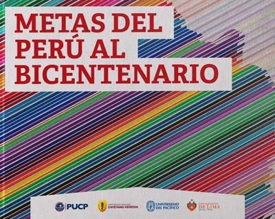 Metas del Perú al Bicentenario