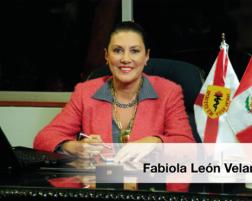 Fabiola León-Velarde es nombrada Presidenta del CONCYTEC