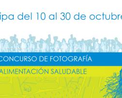 """Concurso de Fotografía """"Alimentación Saludable"""" – Bases"""