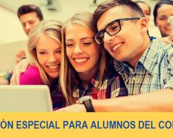 Promoción INFOPUC para alumnos del Consorcio