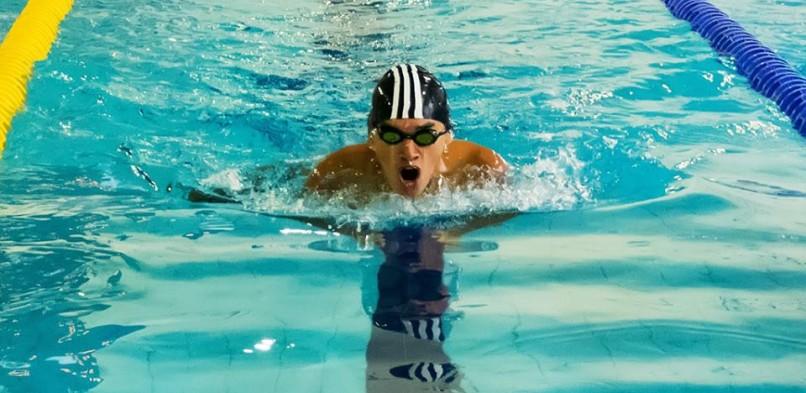Control de marcas de natación
