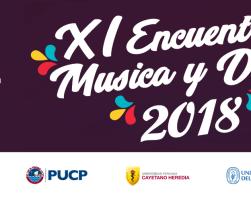 XI Encuentro de Música y Danzas