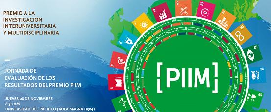 Jornada de Evaluación al Premio a la Investigación Interuniversitaria y Multidisciplinaria – PIIM