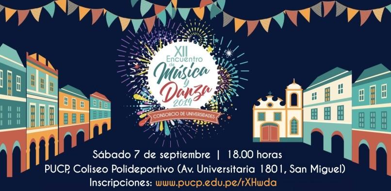 XII Encuentro de Música y Danza del Consorcio de Universidades