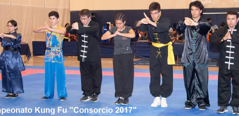 Campeonato de Kung Fu – Wushu