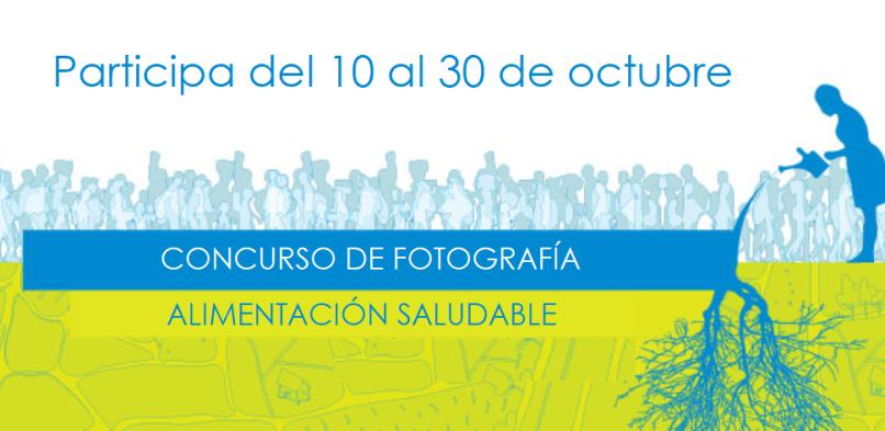 Concurso de Fotografía «Alimentación Saludable» – Bases