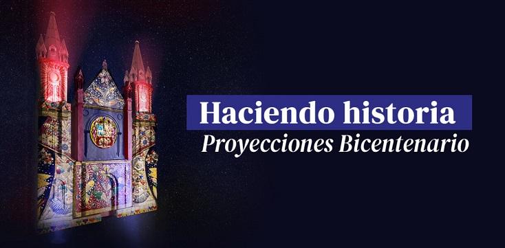 [PUCP] Haciendo historia: Proyecciones Bicentenario
